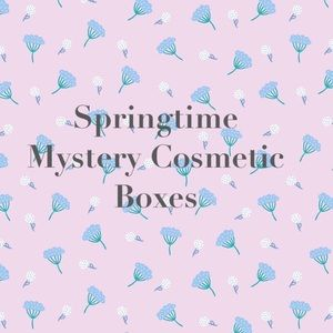 Frugal Socialite Mystery Beauty Boxes W/ Bag